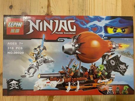 Конструктор LEPIN NINJAGO Пиратский Дирижабль 06029 (Аналог Лего LEGO)