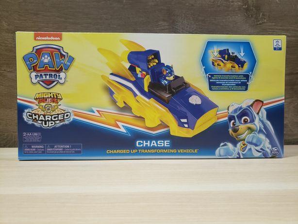 Машина трансформер Щенячий Патруль Paw Patrol Chase