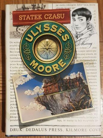 Ulysses Moore Statek Czasu