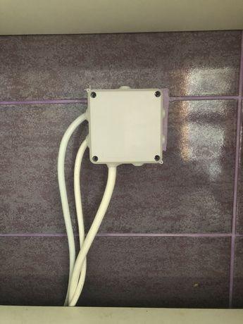 Подключение электроплит, варочных поверхностей, духовок.