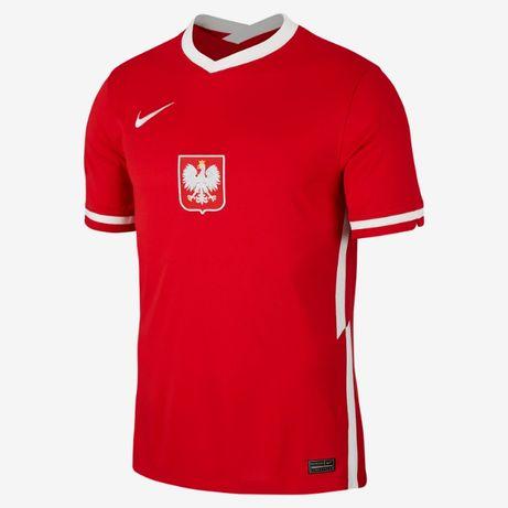 Koszulka wyjazdowa polska stadium / Home (nazwa niestandardowa)