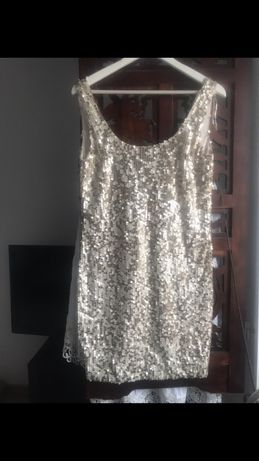 Sukienka cekiny M