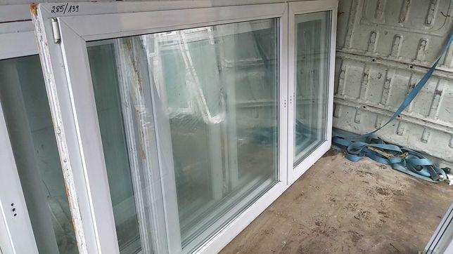 okno pcv 285/139