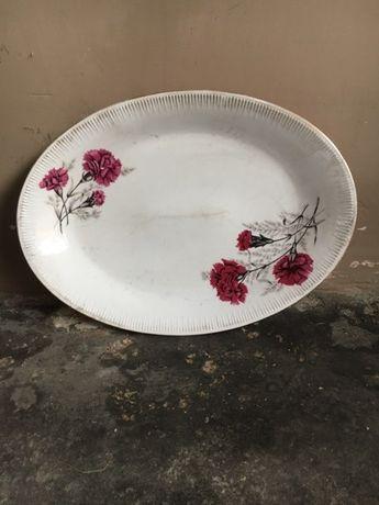 Talerze porcelanowe