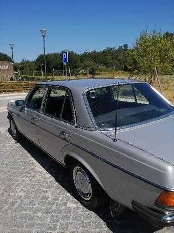 Mercedes W123 240 diesel