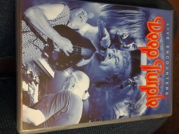 Deep Purple Live Encounters dvd