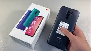Xiaomi Redmi 9 4/64 Gb 5020 мАч Helio G80. Глобальная версия.