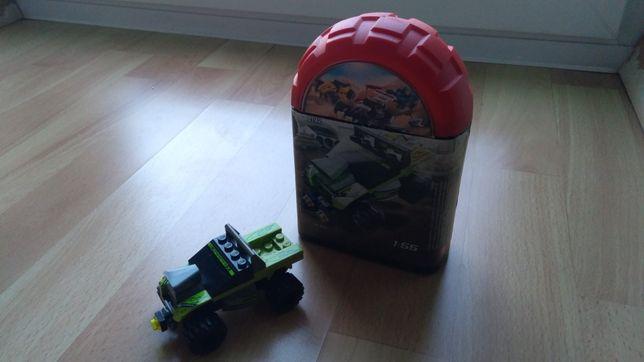 LEGO Racers, zestaw 8192, gwiazdka, Mikołaj, święta