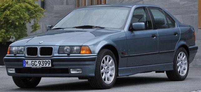 Розбор BMW e36