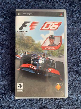 Formula 1 (F1) 06 - PSP