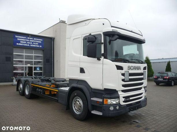 Scania R450  Scania R450/Euro6/Bez egr/6x2/bdf/hak