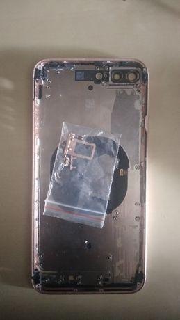 iphone 8 plus gaveta cartão + botões + carcaça