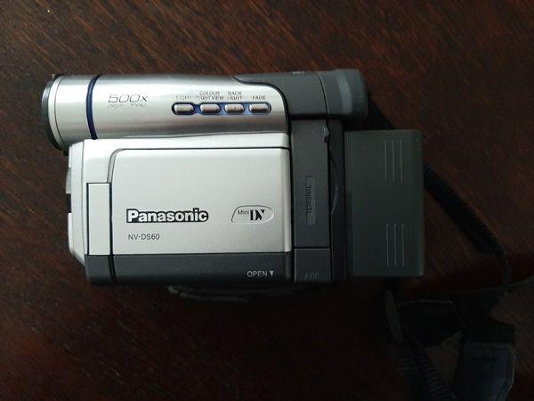 Kamera Panasonic NV-DS60EG