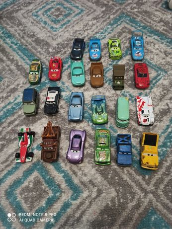 Auta z bajki cars