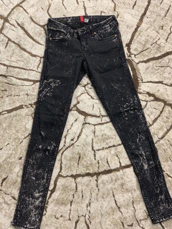 Штаны стрейчевый джинс