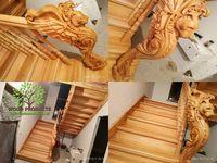 Монтаж сходів, сходи на другий поверх, комплектуючі до сходів, сходи