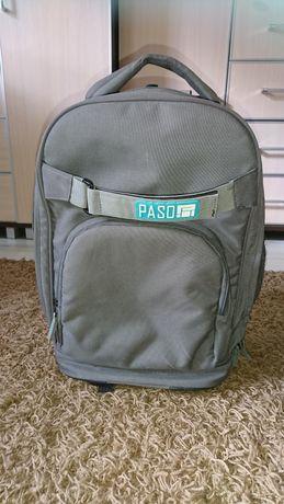Plecak,walizka na kółkach