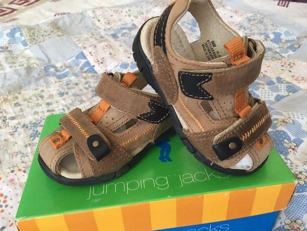 Босоніжки сандалі Jumping Jacks 23 розмір