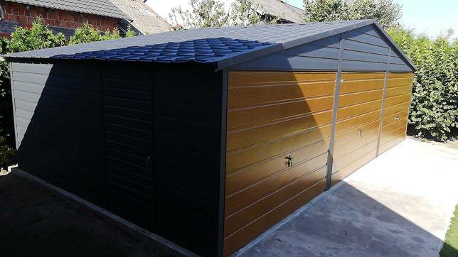 Nowoczesne garaże blaszane, szybkie terminy realizacji ,wysoka jakość.