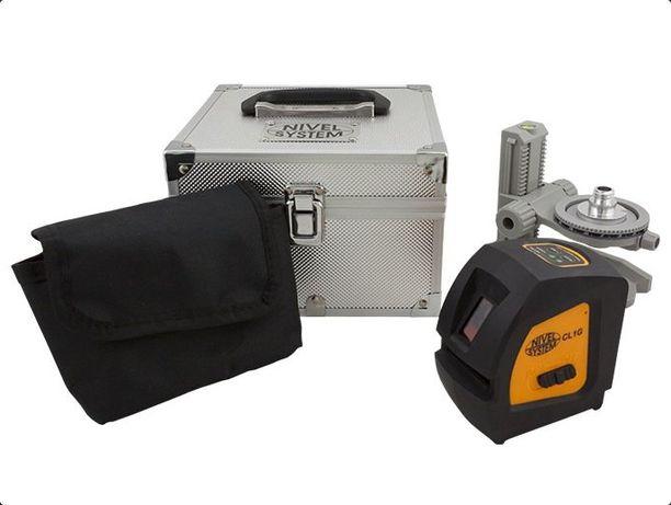 Laser krzyżowy NIVEL SYSTEMCL1 poziomica laserowa niwelator Lombard66