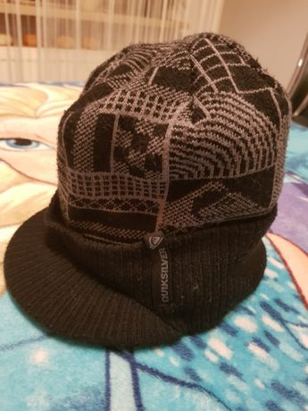 Chłopięce czapka Quiksilver plus gratis