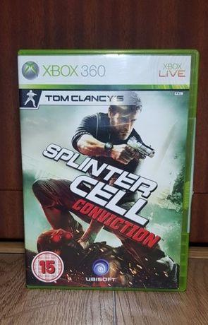Splinter Cell Conviction + Hitmam Absolution Xbox One Xbox 360