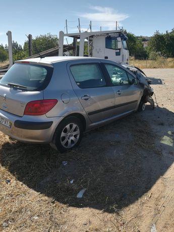 Peças Peugeot 307