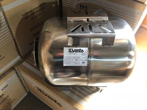 Гидроаккумулятор (Бак) 50 литров нержавейка