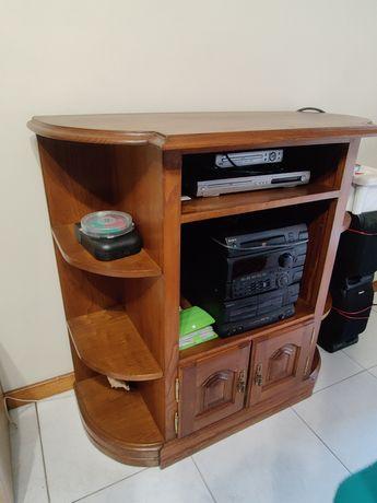 Móvel TV usado como novo