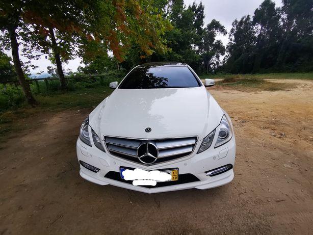 Mercedes E250 Coupe