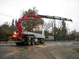 Transport HDS do 14 ton , wywrotka,  autolaweta ciężarowa