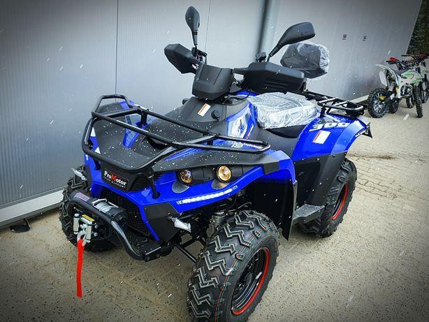 quad LINHAI 300 4x4 Mocny RATY dostawa ProMotor GW24 MOCNY