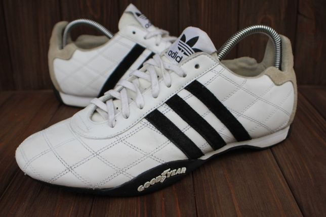 Кроссовки Adidas Tuscany Goodyear 036976 кожа оригинал 43р
