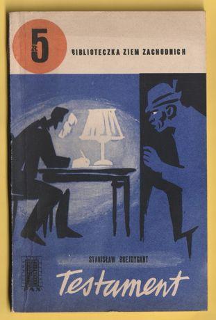 TESTAMENT - Stanisław Brejdygant - 1967