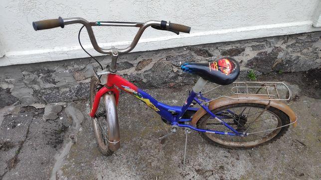 велосипед mustang 20