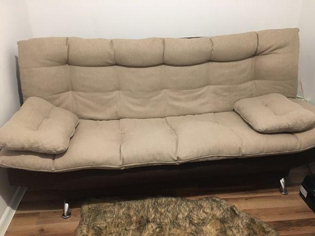 Wersalka, łóżko, kanapa, rozkladana sofa, wygodna do spania,