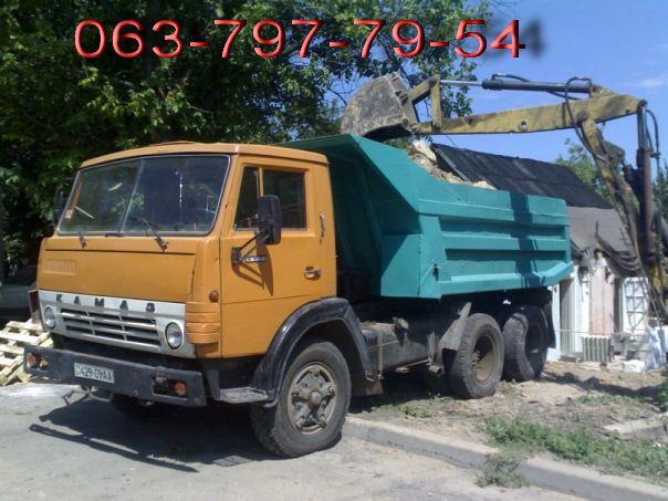 КАМАЗ 10 тонн Вывоз муссора