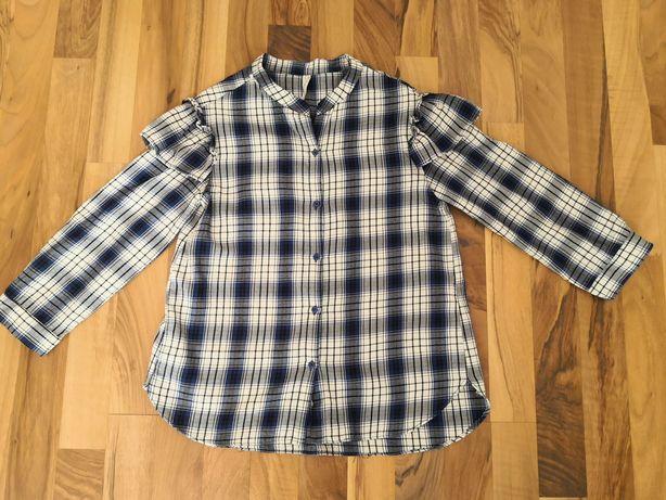 Zara koszula w kratę