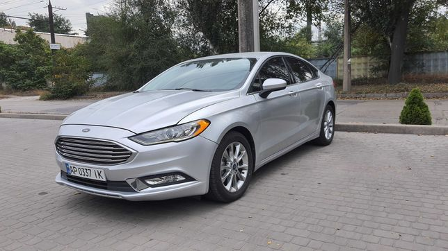 Ford Fusion USA 2.5 2017 г.