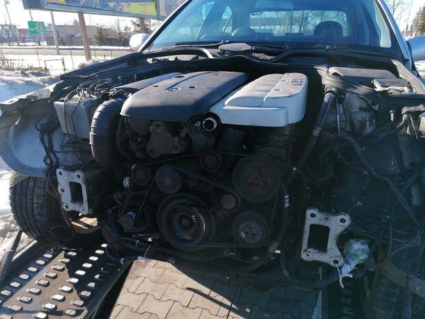W211 silnik e320 3.2 cdi