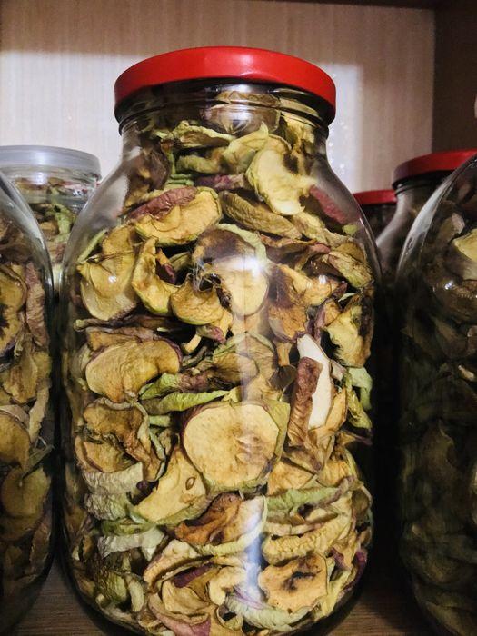 Сушка,сухофрукты,яблоки и груши  сушеные Высокий - изображение 1
