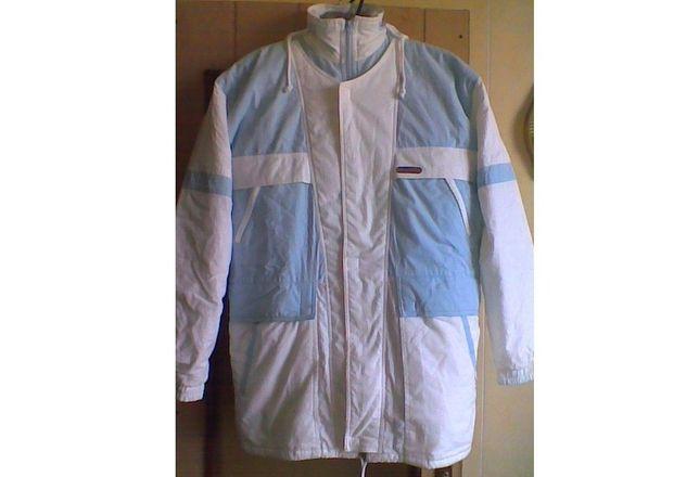 Лыжная куртка с капюшоном 100% коттон