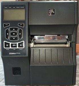Z06 - Impressora Zebra ZT410 ZT410-T0E0000Z