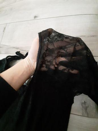кофточка и трикотажное платье НафНаф