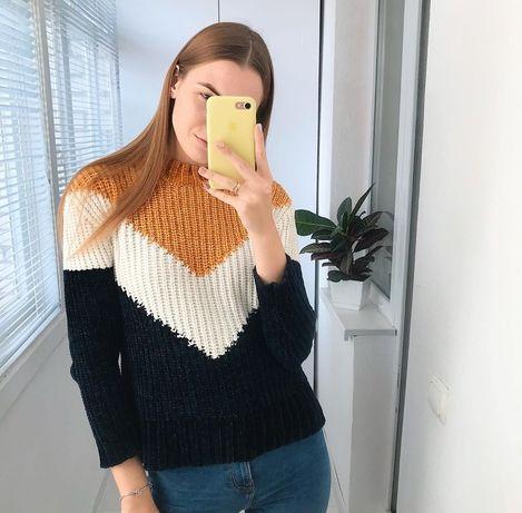 Велюровый свитерок Primark