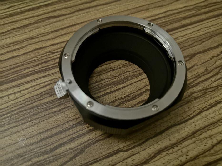 Adapter obiektywu Sony E na Canon Eos redukcja Katowice - image 1