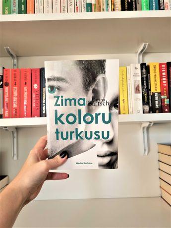 Zima koloru turkusu - Carina Bartsch
