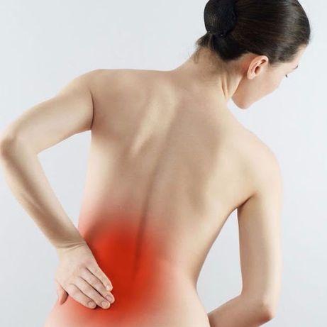 Лечебный глубокотканный массаж, лечение позвоночника.