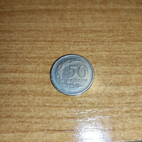 50 groszy 1991 rok