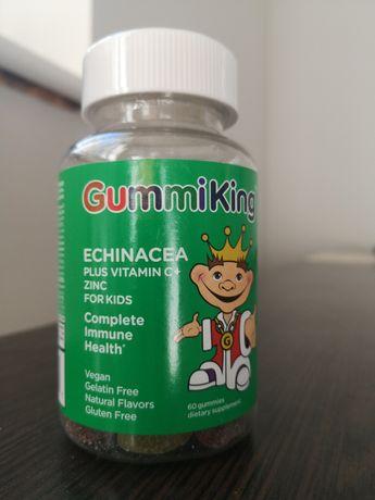 Эхинацея, витамин с и цинк.